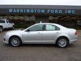 2011 Ingot Silver Metallic Ford Fusion S #48387582