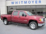 2009 GMC Sierra 2500HD Sonoma Red Metallic