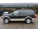 2010 Tuxedo Black Ford Expedition Eddie Bauer 4x4 #48387599