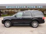 2007 Black Lincoln Navigator Luxury 4x4 #48387601