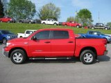 2007 Radiant Red Toyota Tundra SR5 CrewMax 4x4 #48387372