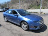 2010 Ford Fusion Sport Blue Metallic