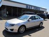 2010 Brilliant Silver Metallic Ford Fusion SEL V6 #48387403
