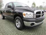 2008 Dodge Ram 1500 SXT Quad Cab Data, Info and Specs