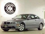 2006 Silver Grey Metallic BMW 3 Series 325i Coupe #48431234