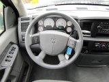2008 Dodge Ram 1500 SXT Quad Cab Steering Wheel