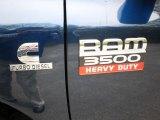 2007 Dodge Ram 3500 Laramie Quad Cab 4x4 Marks and Logos