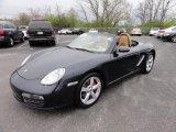 Porsche Boxster 2007 Data, Info and Specs