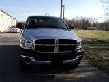 2008 Bright Silver Metallic Dodge Ram 1500 ST Quad Cab 4x4 #48431147