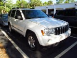 2006 Stone White Jeep Grand Cherokee Limited #48430973