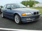 2001 Steel Blue Metallic BMW 3 Series 330i Sedan #48430980