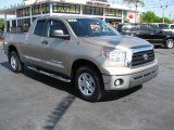 2008 Desert Sand Mica Toyota Tundra Double Cab #48431246