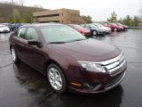 2011 Ford Fusion Bordeaux Reserve Metallic