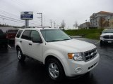 2009 White Suede Ford Escape XLT 4WD #48387439