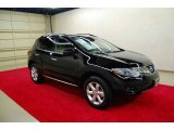 2010 Super Black Nissan Murano SL #48387440