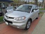 2008 Alabaster Silver Metallic Acura RDX Technology #48431096