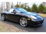 Porsche Cayman 2008 Data, Info and Specs