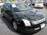 2008 Black Ebony Ford Fusion SE #48456678