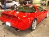 1998 Acura NSX Formula Red