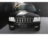 2002 Black Jeep Grand Cherokee Limited 4x4 #48460156