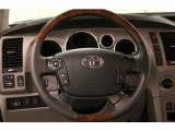 2010 Toyota Tundra Platinum CrewMax 4x4 Steering Wheel
