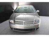 2008 Vapor Silver Metallic Lincoln MKZ AWD Sedan #48460182