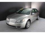 2008 Lincoln MKZ Vapor Silver Metallic