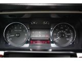 2008 Lincoln MKZ AWD Sedan Gauges