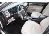 2008 Lincoln MKZ AWD Sedan Light Stone Interior