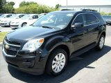2011 Black Granite Metallic Chevrolet Equinox LT #48460547
