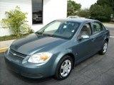 2007 Blue Granite Metallic Chevrolet Cobalt LT Sedan #48460551