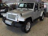 2011 Jeep Wrangler Unlimited Bright Silver Metallic