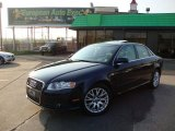 2008 Deep Sea Blue Pearl Effect Audi A4 2.0T Special Edition quattro Sedan #48460698