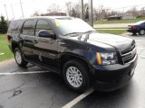 2011 Chevrolet Tahoe Hybrid Data, Info and Specs