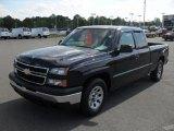 2006 Dark Blue Metallic Chevrolet Silverado 1500 Extended Cab #48460939
