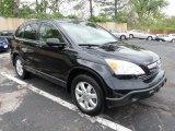 2009 Crystal Black Pearl Honda CR-V EX #48460945