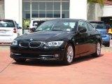 2011 Jet Black BMW 3 Series 328i Coupe #48460489