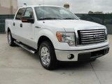 2011 Oxford White Ford F150 Texas Edition SuperCrew #48460712