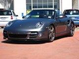 2011 Porsche 911 Meteor Grey Metallic