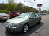 2008 Moss Green Metallic Lincoln MKZ AWD Sedan #48460608