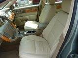 2008 Lincoln MKZ AWD Sedan Sand Interior