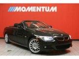 2011 Black Sapphire Metallic BMW 3 Series 328i Convertible #48460848