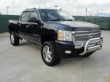 2007 Chevrolet Silverado 1500 LT Z71 Crew Cab 4x4 Data, Info and Specs