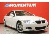 2011 Alpine White BMW 3 Series 328i Coupe #48460849