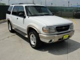 2000 Oxford White Ford Explorer Eddie Bauer #48460731