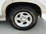 2000 Ford Explorer Eddie Bauer Wheel