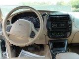 2000 Ford Explorer Eddie Bauer Dashboard