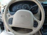 2000 Ford Explorer Eddie Bauer Steering Wheel