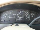 2000 Ford Explorer Eddie Bauer Gauges