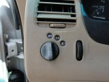 2000 Ford Explorer Eddie Bauer Controls